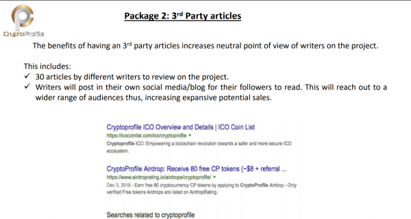 3rd Party Articles