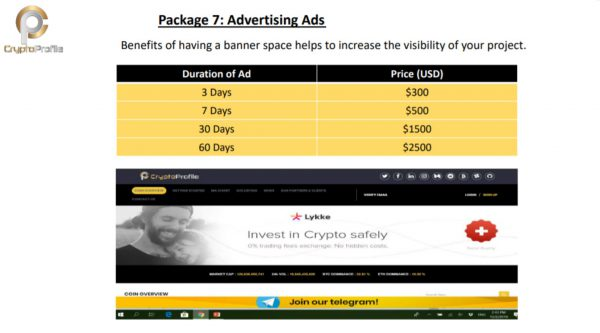 Advertising Ads