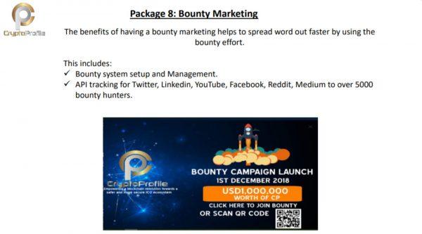 Bounty Marketing