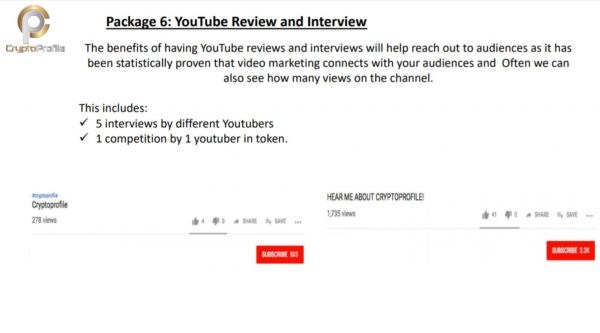 YouTube Review and Interview